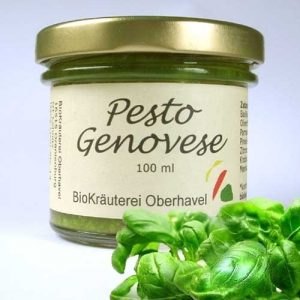 Pesto Genovese 100 ml
